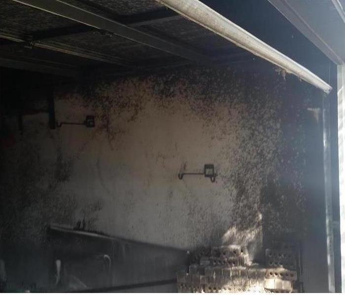 Fire Damage in Victoria, Texas Before