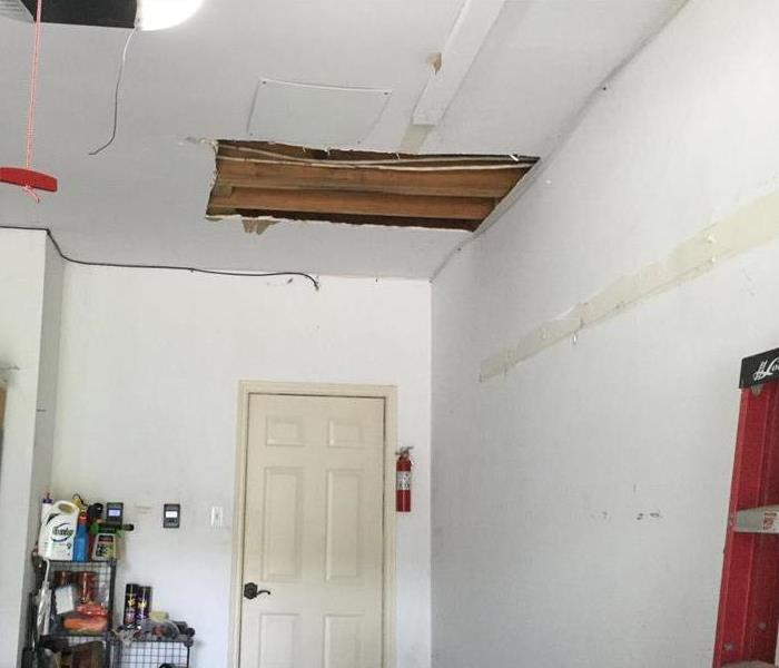 Mold Damage in Victoria, TX Home After