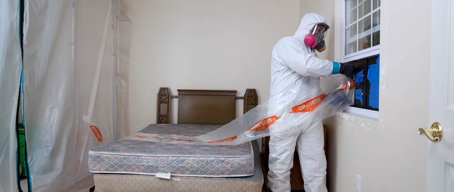 Victoria, TX biohazard cleaning